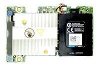 Dell (TY8F9) PERC H710p + Battery 12G 1GB - Mini Mono RAID Controller (TTVVV)