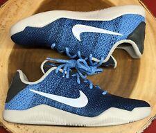 Nike Kobe XI 11 University Brave Blue Bone BHM Bruce Lee All Star Tinker Sz 6.5y