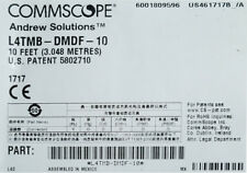 Commscope/Andrew 10 Foot L4TMB-DMDF-10 SureFlex Cable Assembly -- 10 Each (Case)