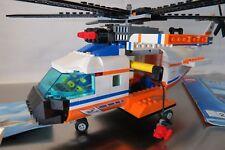 LEGO City Helikopter der Küstenwache mit Rettungsinsel (7738) Lot.L.17.148.27