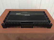 Denon Professional Audio 5 Channel  DCA 350 Class A Car Amplifier  OS