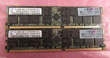 4 GB (2 x 2 GB) PC3200R DDR 400 184pin di memoria RAM del server HP DELL 373030-051