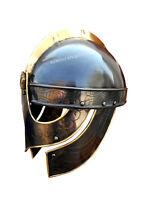 VALSGARDE HELMET COLLECTIBLE ANCIENT - BLACK FINISH REPLICA