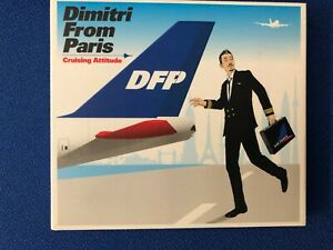 Dimitri From Paris Cruising Attitude 2 CDs Victor Davies-CTX252CD CD