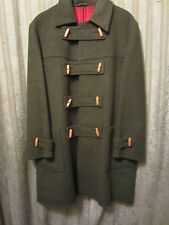 Austria WINTER  COAT green double breasted     Erka Loden weyrer