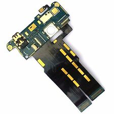 100% ORIGINALE HTC Radar 4G MAIN BOARD LCD Fotocamera Flex + pulsante di accensione dell' interfaccia utente Earphone