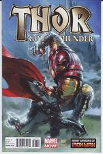 Thor: God of Thunder #7, (1:25) Gabriele Dell otto  Variant Iron Man very rare