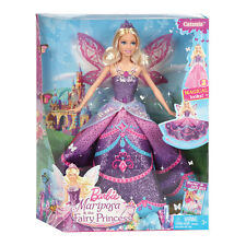 Barbie Mariposa and The Fairy Princess - Catania ** GREAT GIFT **