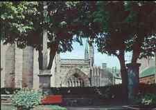 DOL de Bretagne - Le grand porche de la cathédrale
