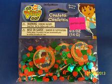 Go, Diego, Go! Nick Jr Diego Cartoon Birthday Party Decoration Printed Confetti