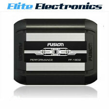 Fusion Performance Series Pf-1802 1200 Watt 2 Channel Car Audio Amplifier Amp