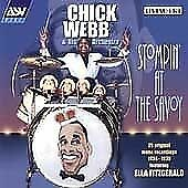 Stompin' At The Savoy Feat. Ella Fitzgerald, Webb, Chick, Very Good