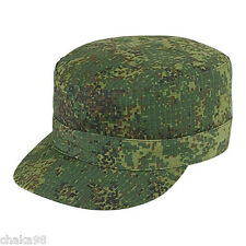 Camouflaged Patrol cap Digital flora pattern by Splav