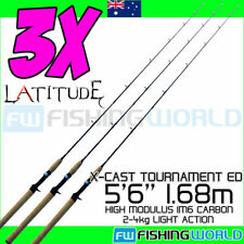 All Saltwater Species Light Fishing Rods