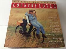 Country Love Vol.2 DOLLY PARTON EVERLEY BROTHERS NR MINT VINYL LP RARE