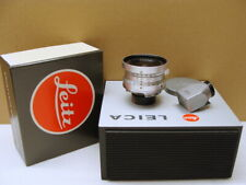 """Leitz Wetzlar - Leica Super Angulon-M 3.4/21mm  """"Viewer 21mm/ boxed"""" - RAR"""