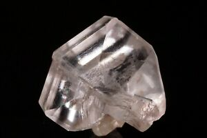 """HISTORIC """"Heart Twin"""" Calcite Crystal EGREMONT, ENGLAND"""