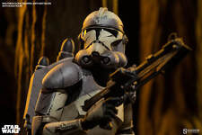 "Sideshow 1/6 WOLFPACK CLONE TROOPER 12""Star Wars/Hot Toys/Stormtrooper/Boba Fett"