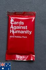 *Genuine* Cards Against Humanity 2013 Holiday Christmas Expansion Pack
