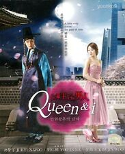 Queen In-hyun's Man - Korean Drama (TV series) DVD English Sub _ Ji Hyun-woo
