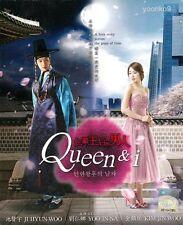 Queen In-hyun's Man - Korean Drama (TV series) DVD English Sub _ Ji Hyun-woo