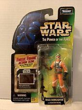 1998 Star Wars Power of the Force Biggs Darklighter Action Figure Freeze Frame