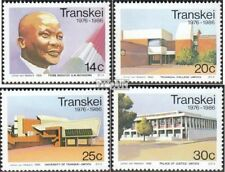 Zuid-Afrika - Transkei 193-196 (compleet.Kwestie.) First Day Cover 1986 Onafhank