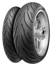 Continental ContiMotion 120/70 ZR17 58W & 190/50 ZR17 73W Motorcycle Tyre Pair