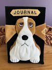 basset Hound Hush Puppy Journal