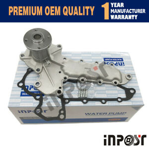 New Water Pump 25-37581-10 for Carrier Vorteil Eagle Extra Optima TBird Ultima