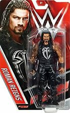 WWE BASIC 65 ROMAN REIGNS THE SHIELD RAW SERIES WRESTLING MATTEL ACTION FIGURE