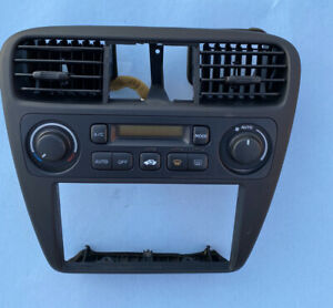 HONDA ACCORD OEM FRONT AC CLIMATE CONTROL A/C HEATER SWITCH 1998-2002 3