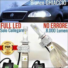 Kit Anabbaglianti FULL LED H7 Fiat CROMA 194 05-07 Lampade Luci 6500K CANBUS far