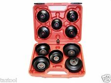 11 PC OIL FILTER CAP WRENCH OIL FILTER SOCKET SET REMOVER INSTALLER SOCKETS NEW