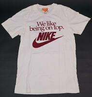 2010 Nike Spellout VTG T Shirt Size Small OG DS 90's Rare New Off White Tee