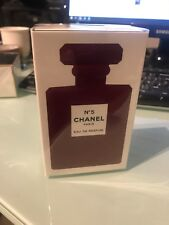 Chanel N°5 Eau De Parfum - Chanel No 5 Limited Edition Red Bottle 100mL/3.4oz