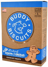 Buddy Biscuits For Dogs tasty all natural Bacon 16oz