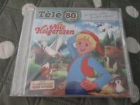 "CD NEUF ""TELE 80 : NILS HOLGERSSON"" Marie MYRIAM, ..."