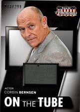 AMERICANA 2015 MATERIALS CARD CORBIN BERNSEN 73/299