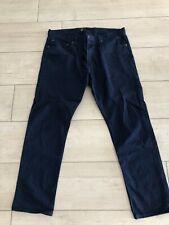 "Men's Gap Chino Jeans Trousers Blue W 36"" L 30"" RRP £49.95 Slim Fit"