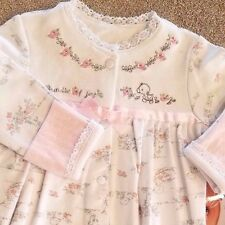 SWEET! NEW VITAMINS BABY PREEMIE 0-5LBS BABY BIRDS SLEEP GOWN REBORN