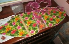 Hawaiian fabric gift wrap, for a small package