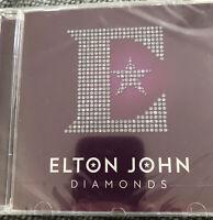 Elton John – Diamonds (The Greatest Hits Collection) [New & Sealed CD Free POS