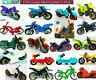 Lego Motorcycle Dirt Bike Scooter Minifigure Sport Ninja Police Bicycle Hawkeye