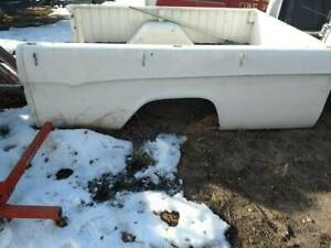 1965-1971 Dodge Pickup Bed Sweptline D W Series