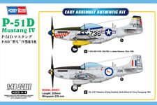 Hobby Boss 1/48 P-51D Mustang IV Fighter # 85806