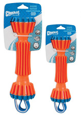 Chuckit Rugged Bumper orange Schwimmfähig