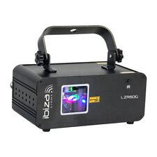 Luz láser verde 60 mV Gráfico Ibiza