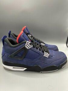 Size 12 - Jordan 4 Winter Loyal Blue 2019