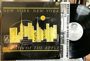 Bucky Pizzarelli w/ DARDANELLE LP - New York, New York - Stash, 1982, NM Shrink